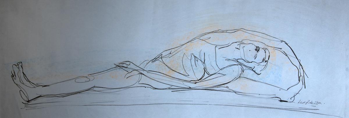 Sideways stretch