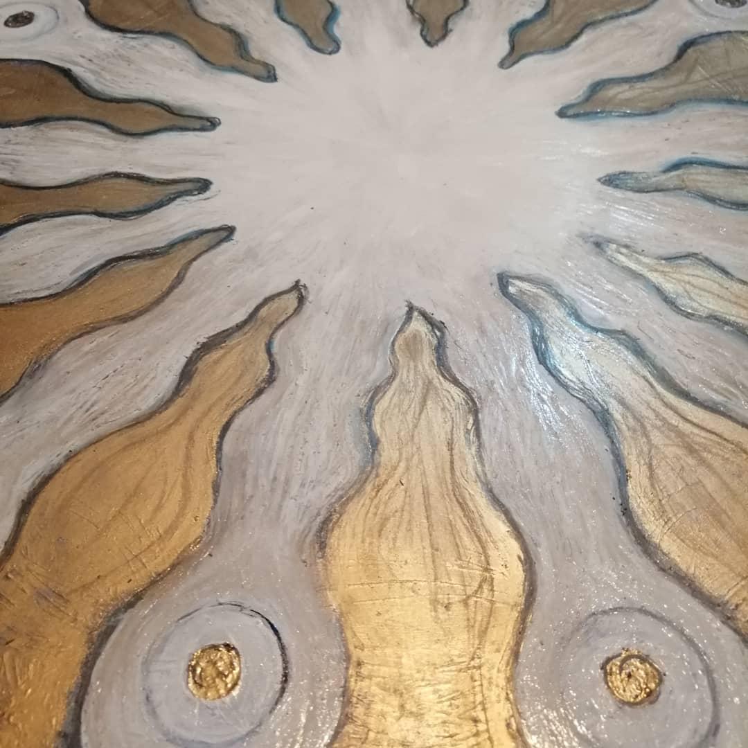 Meditation Art Leah Robinson Art & Soul